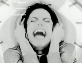 "[the music video ""scream"" was the singer's most designed performance and arguably most revealing self-portrait]"