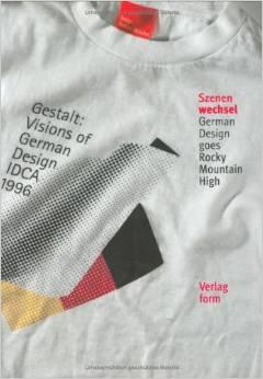 [original conference graphics for the 1996 international design conference in aspen, colorado]