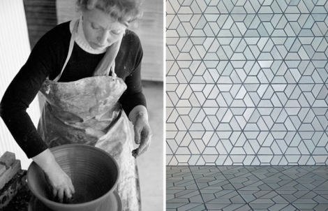 [founder and force behind heath ceramics: edith heath]